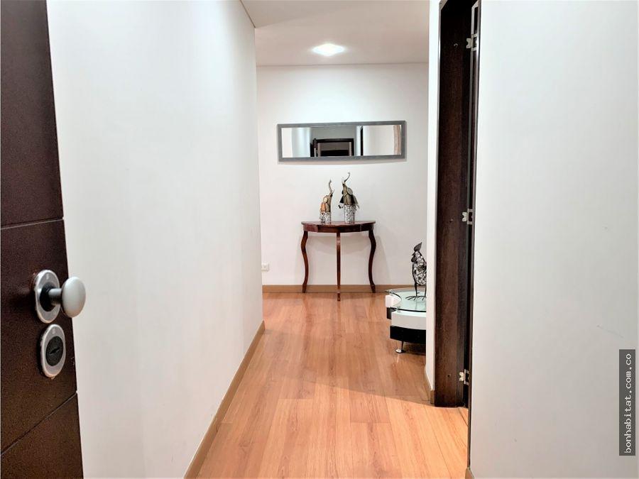 apartamento en venta en san patricio bogota