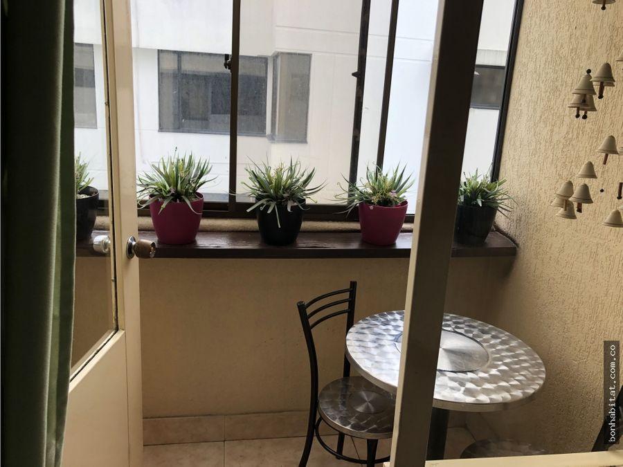 apartamento en venta en santa barbara central bogota