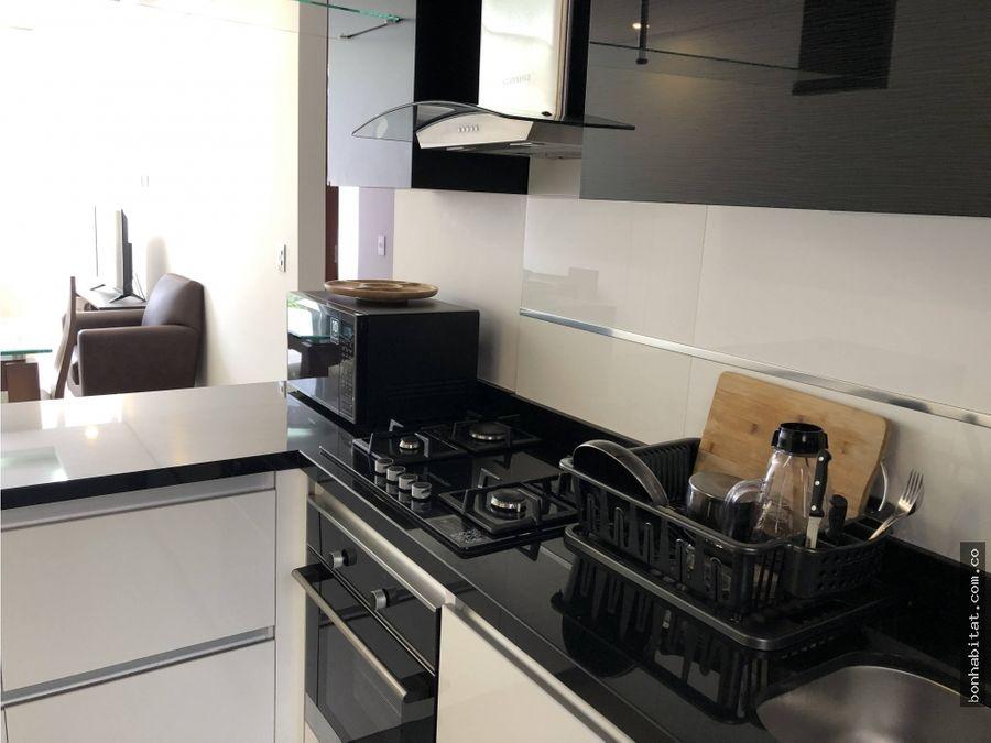 apartamento en venta en nueva autopista bogota