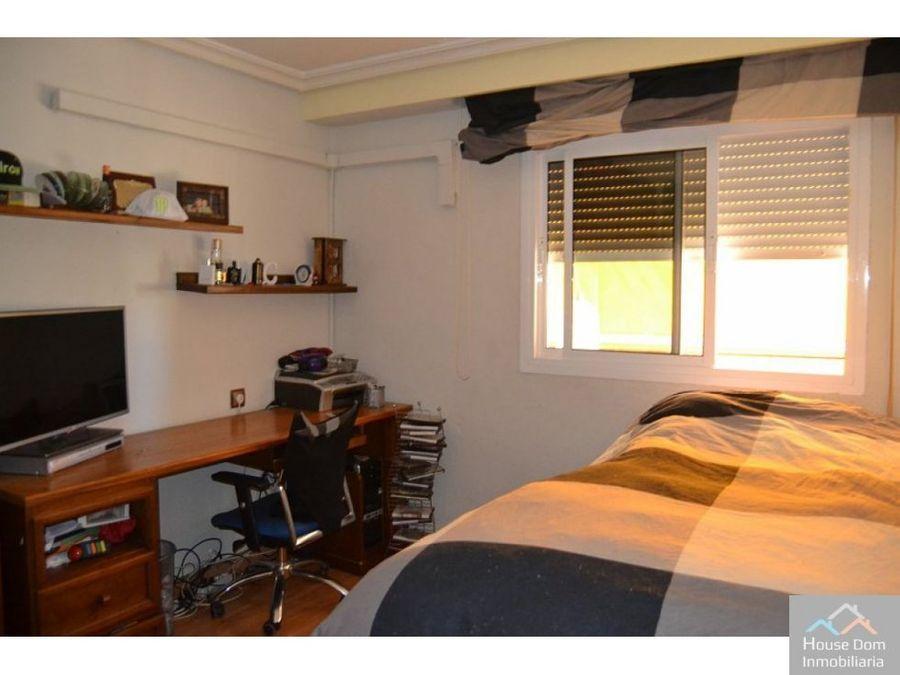 gran piso de 3 habitaciones