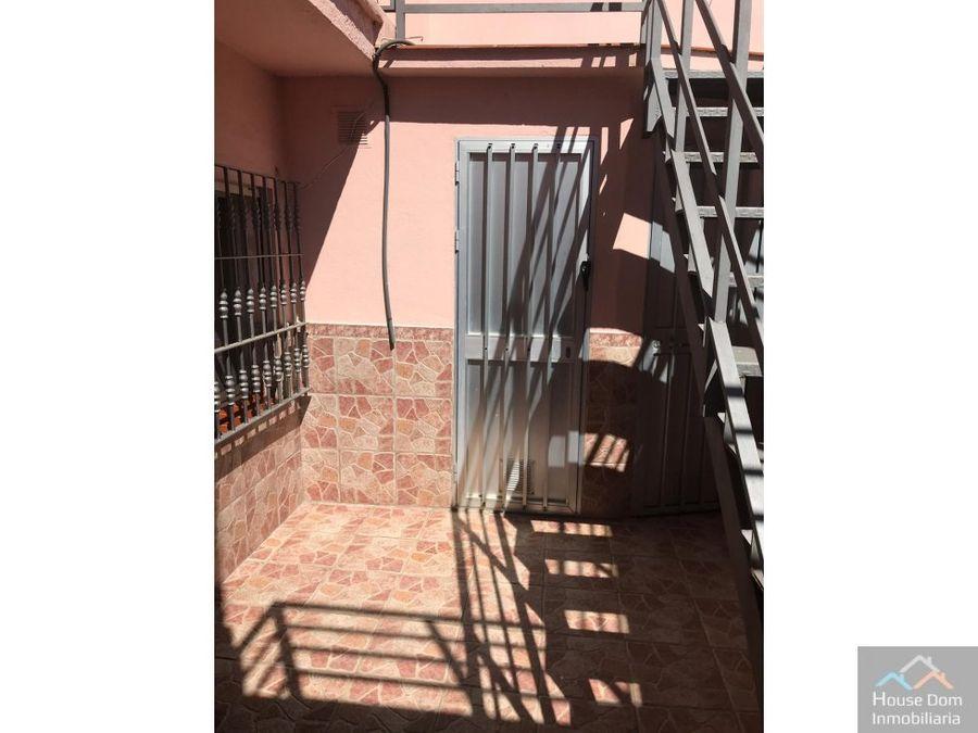 duplex con solarium privado lagunas baja