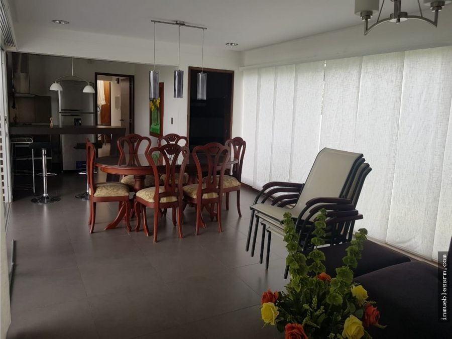chalet en quimbaya sector panaca