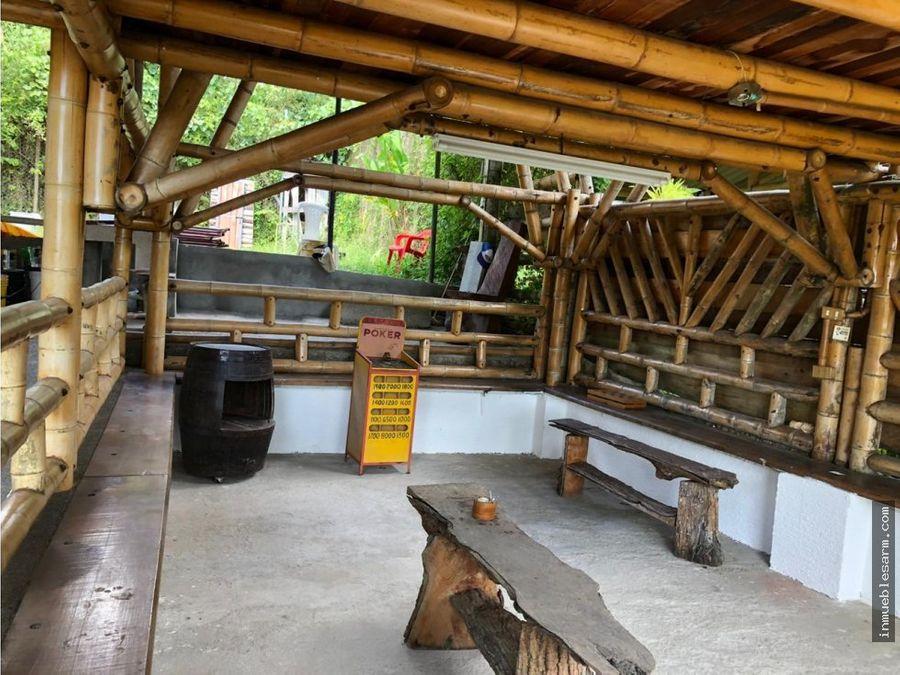 casa de recreo chalet