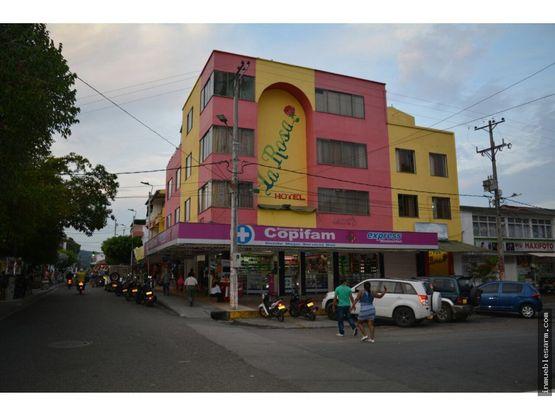 en venta edificio comercial hotel y locales