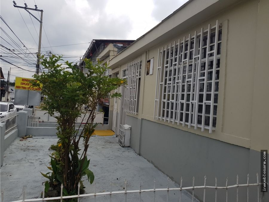 casa con 3 rentas de explotacion en sector la cabana