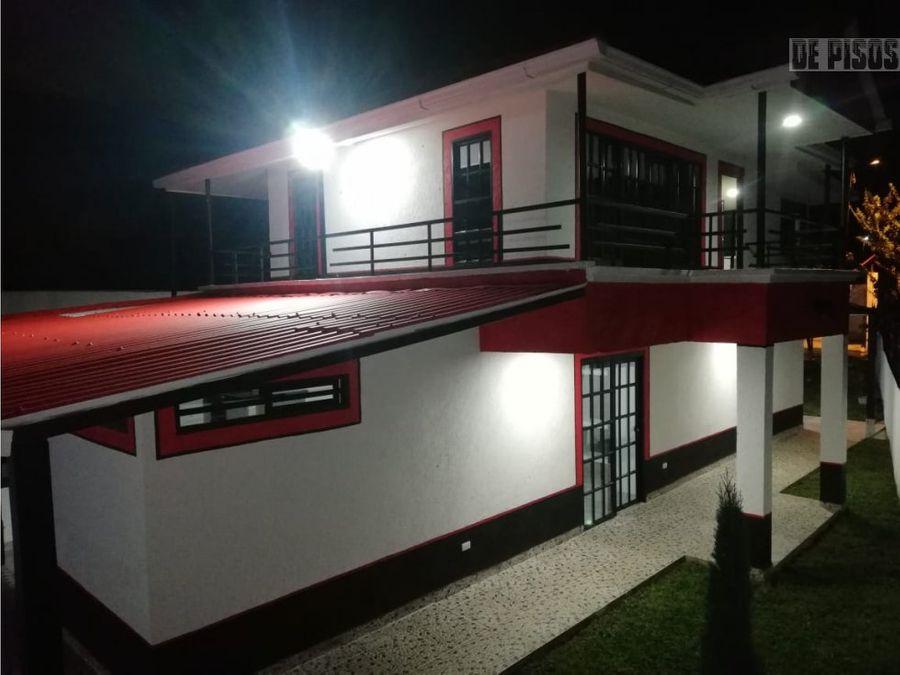 casa campestre en orito putumayo