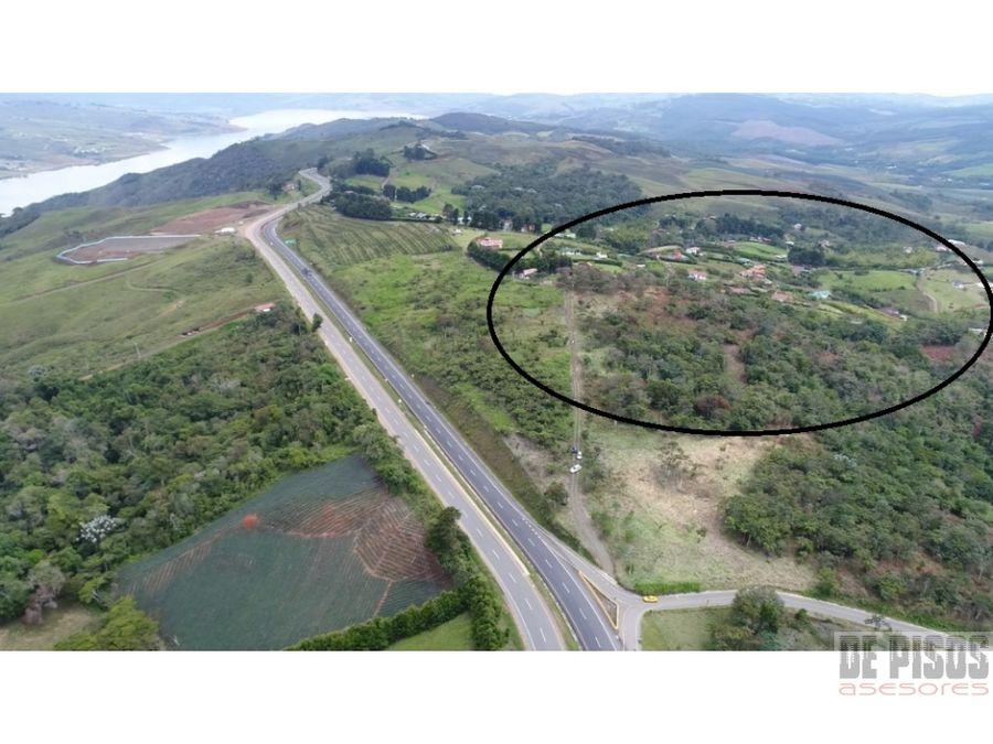 lote condominio via restrepo condominio bosques de calima