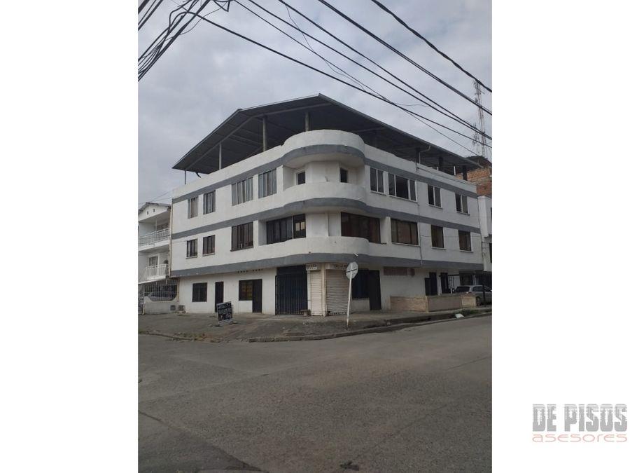 edificio de apartamentos barrio las granjas