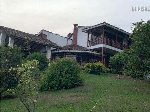 casa campestre dapa