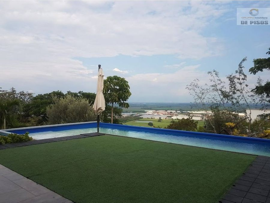 vendo casa campestre zona yumbo laguna seca
