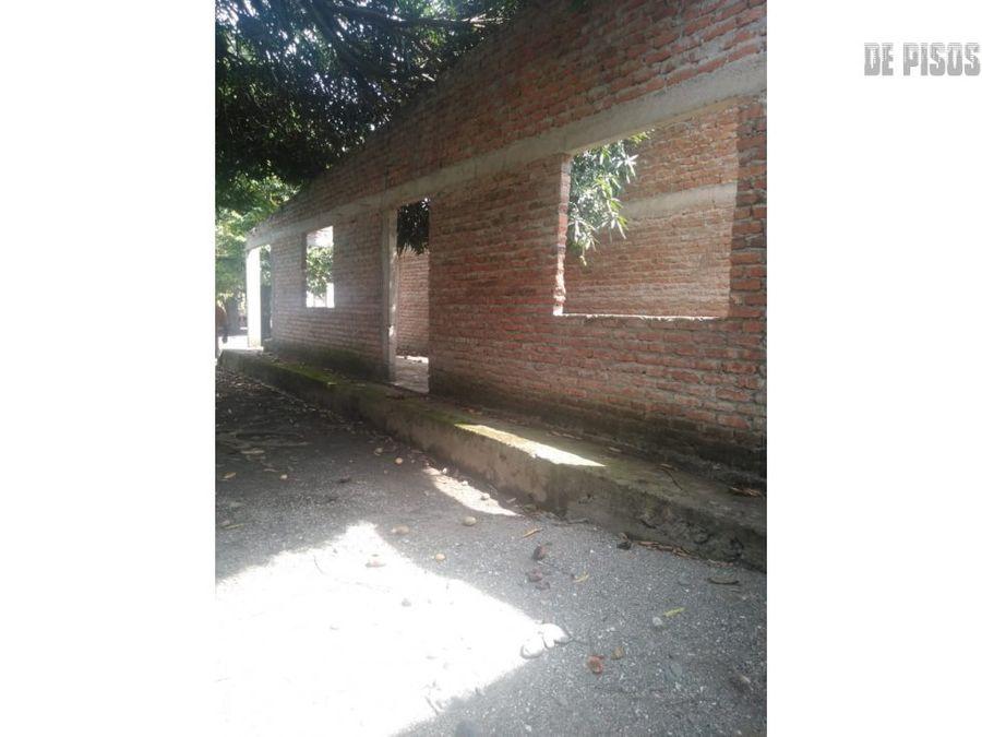casa lote en rozo