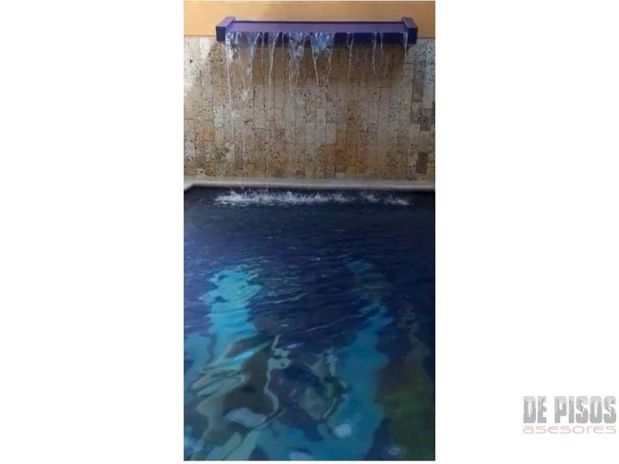 casa barrio las vegas con piscina