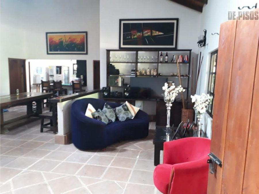 casa campestre rozo