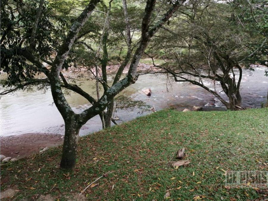 lote reserva de rio claro parcelacion campestre