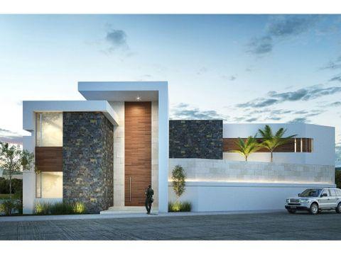 casa proyecto en venta campestre 1a seccion