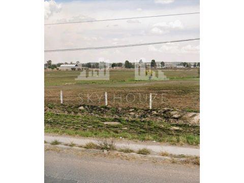 terreno en venta al sur cerca de carretera 45 y nissan mexicana i