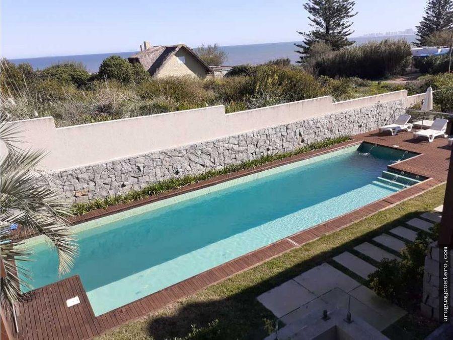 muy buen apartamento con vista al oceano mucama y piscina