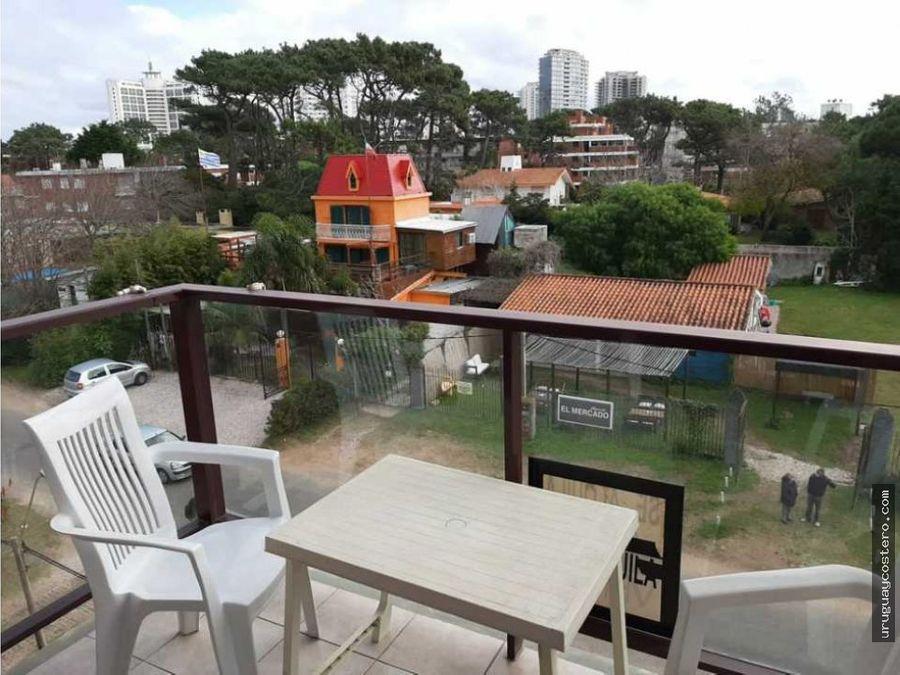 muy soleado y practico apartamento a 200 mts playa brava y servicios