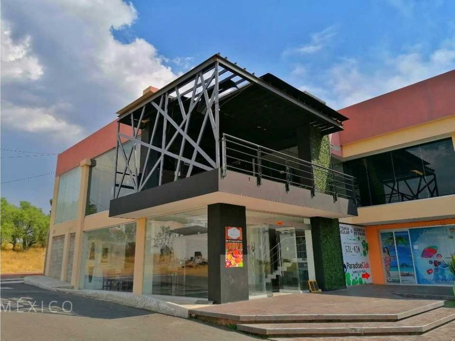nueva plaza comercial locales desde 20m2 110 x m2
