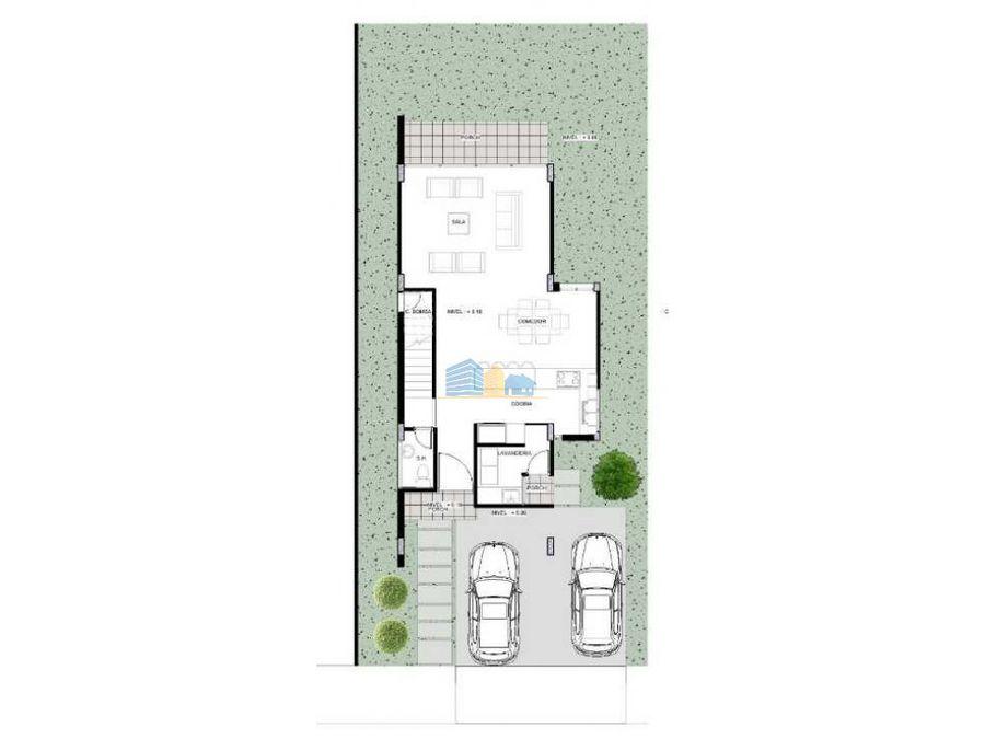 nuevas casas en via san mateo