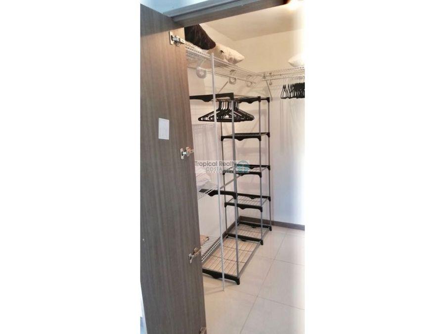 nuevo apartamento amueblado para alquiler en el condominio paradisus