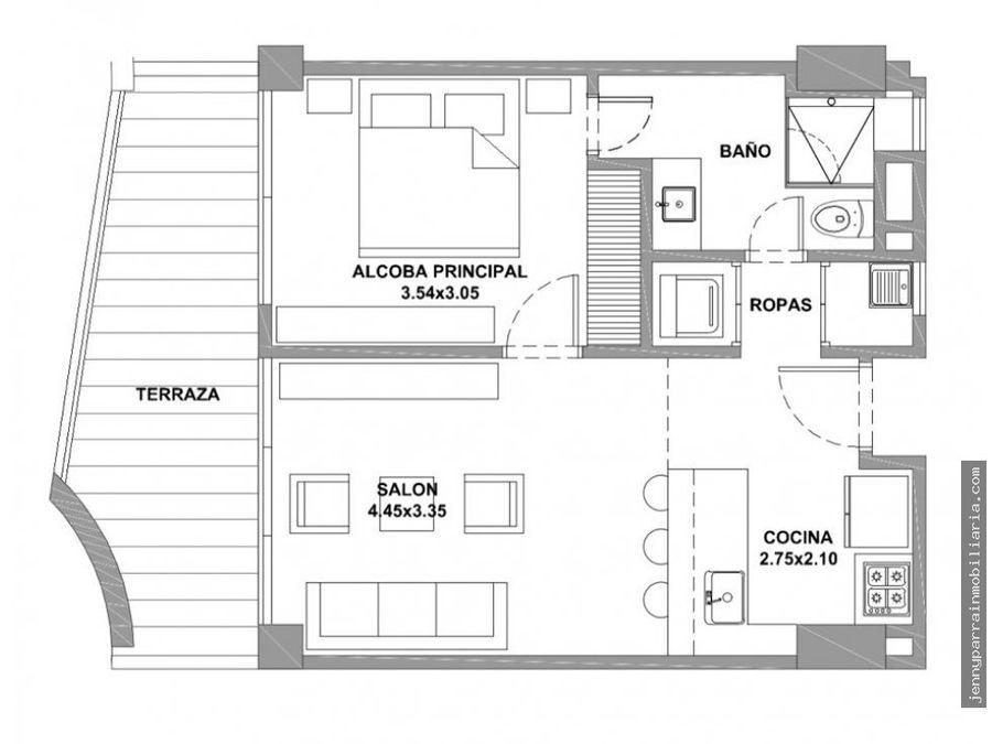 nuevos apartamentos morros eos