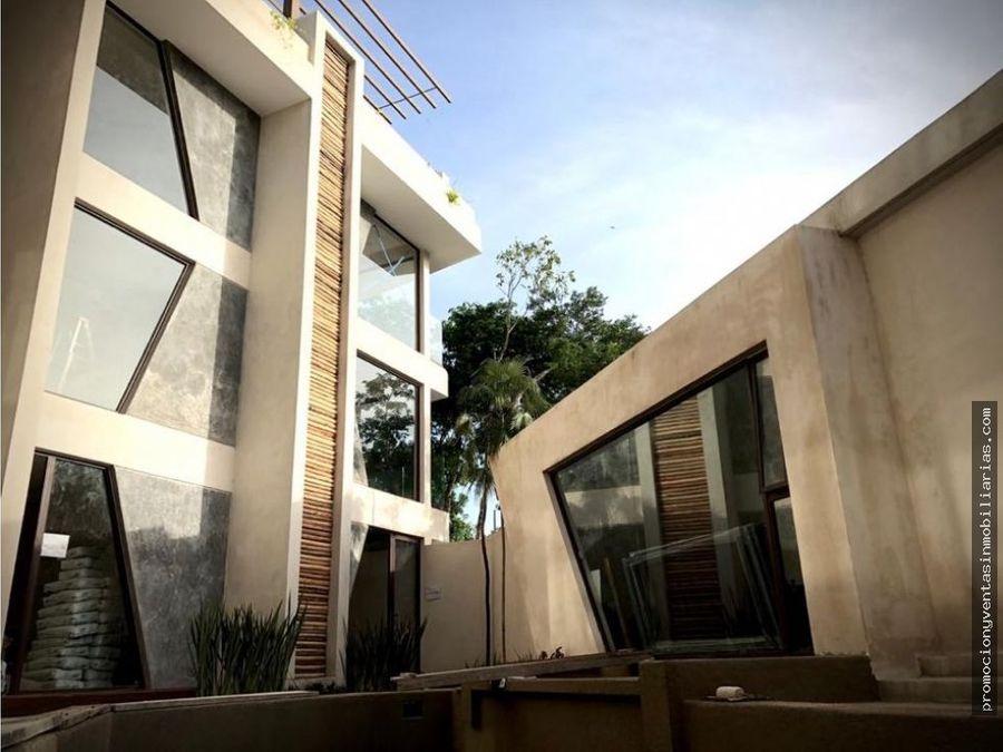 naab condos en tulum opciones loft y penthouse exclusivos espacios