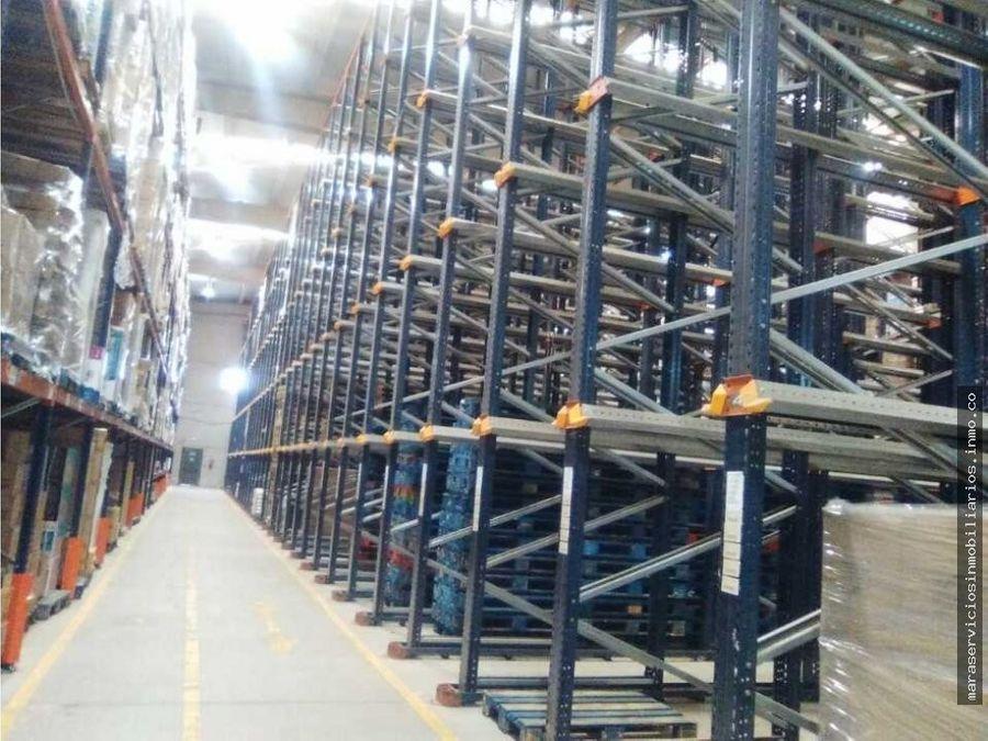 nave industrial en valdemoro