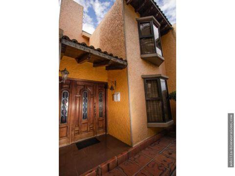 casa en venta al sur de la ciudad de mexico