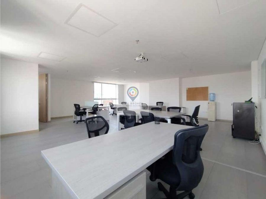 alquiler moderna oficina amoblada sector alpes pereira
