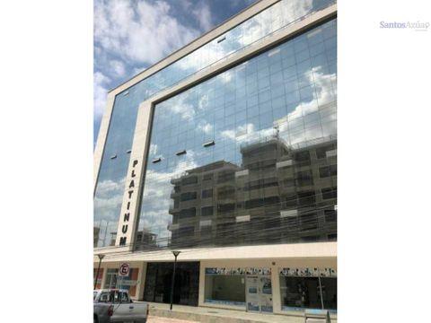 oficina 143 m edificio corporativo manta