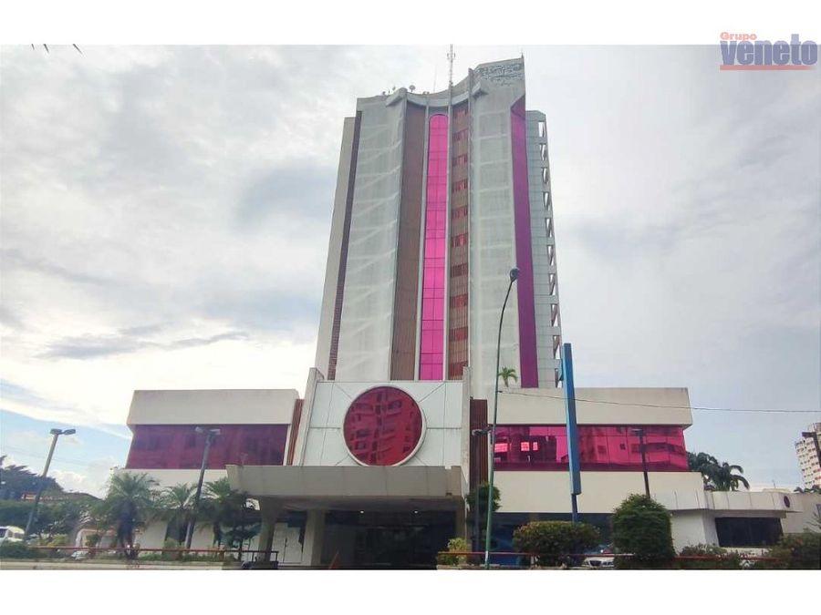 oficina amplia en alquiler o venta torre milenium barquisimeto