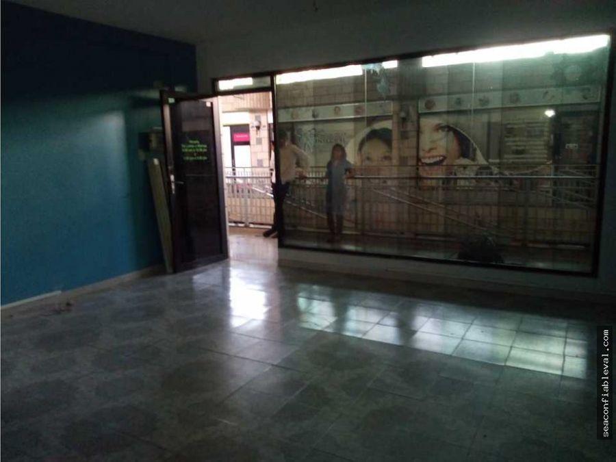 oficina en alquiler av bolivar