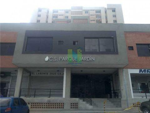 oficina en alquiler en cs parque jardin barquisimeto