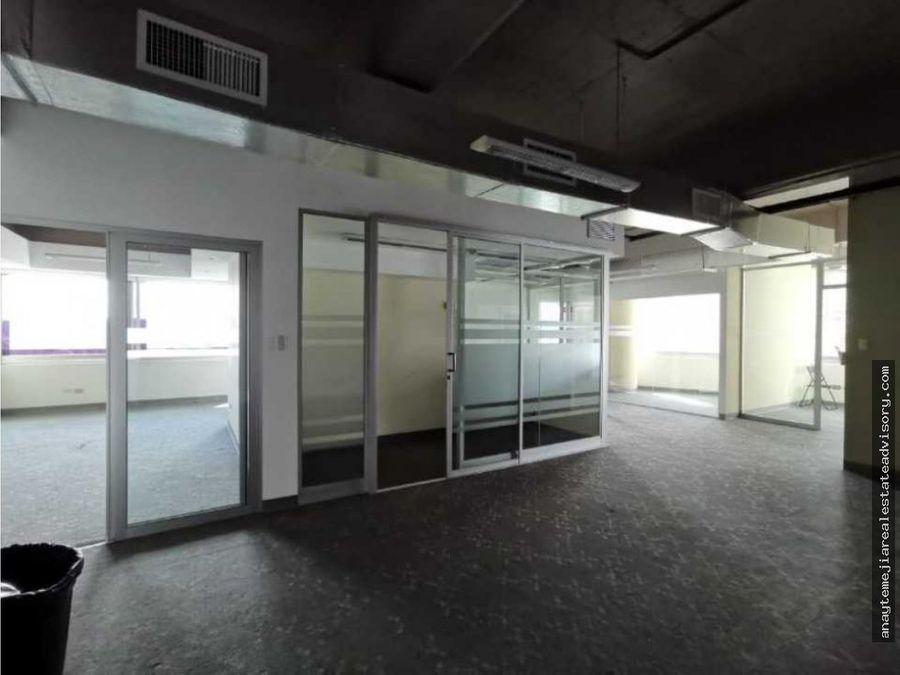 oficina en renta en edificio avante zona 15 vhii