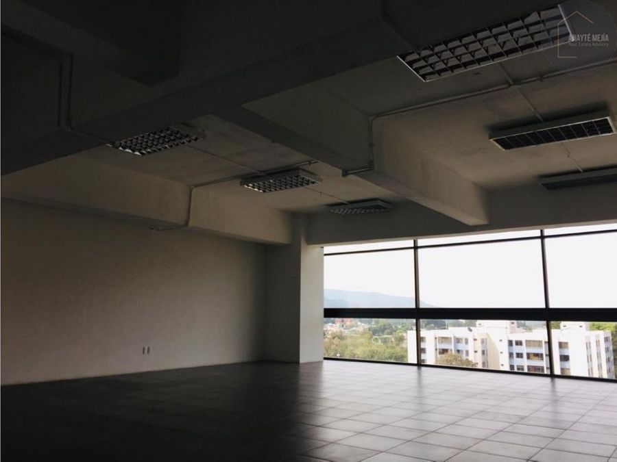 oficina en renta en edificio torino ii