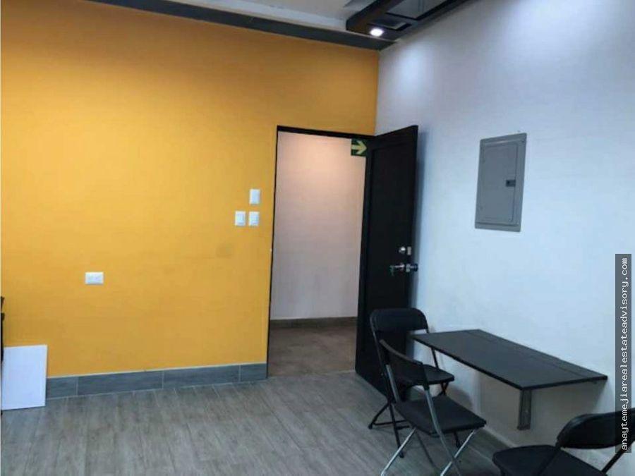 oficina en renta edificio distrito miraflores zona 11