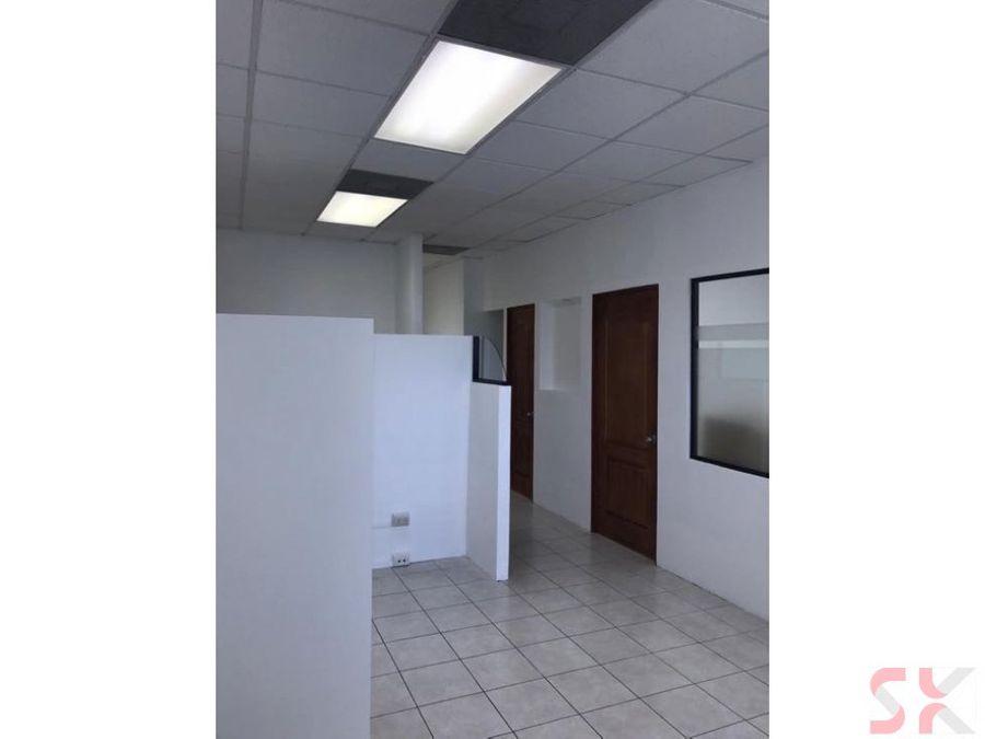 oficina en renta nivel alto zona pradera