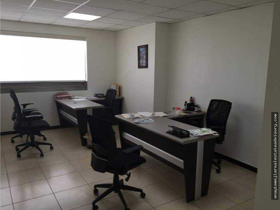 oficina en renta torino en zona 10