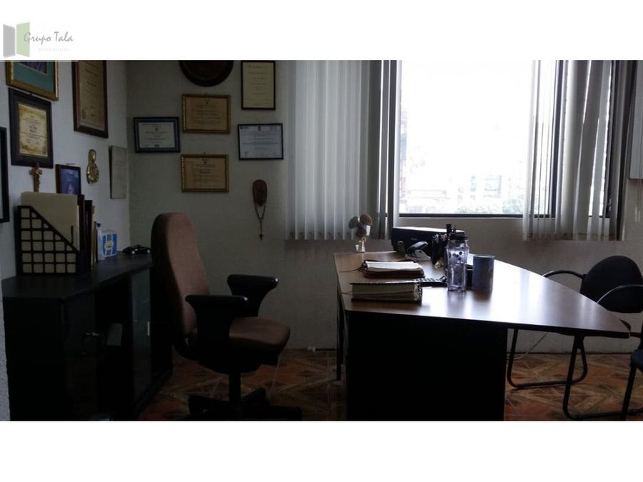 oficina en venta zona 10 plaza buro