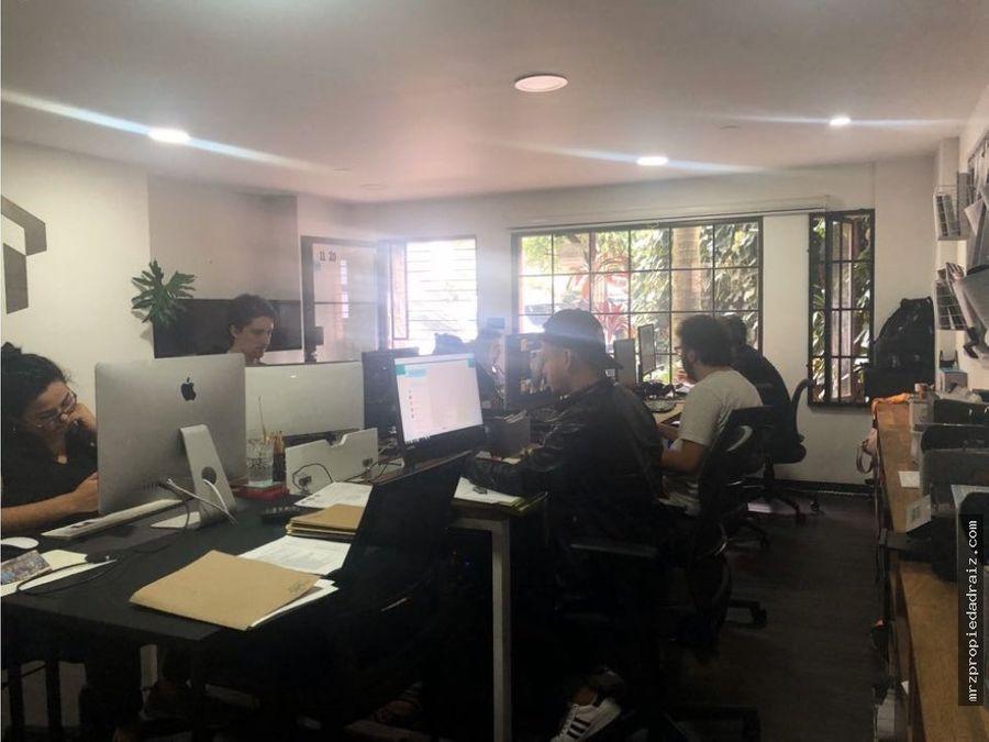 oficina en venta sector lalinde medellin