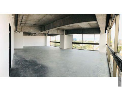 oficina en venta para estrenar edificio torino zona 10