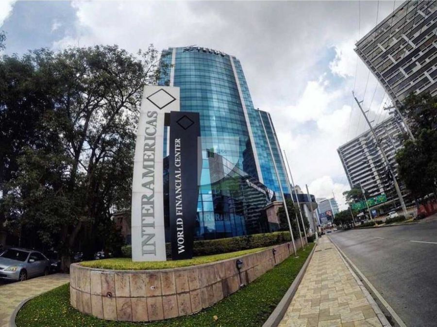 oficina en venta zona 10 edificio interamericanas