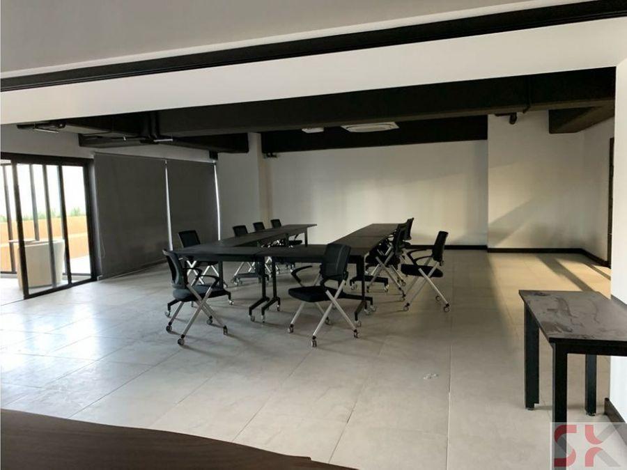 oficina para estrenar en zona 9