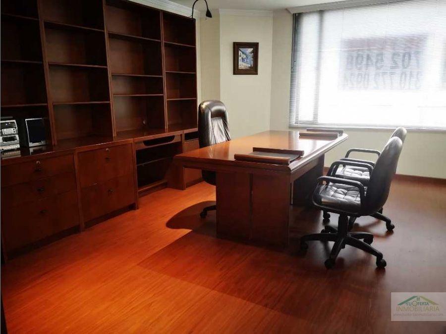 oficina parque el virrey