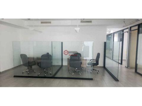 oficina ph omega obarrio 212m2 vacia
