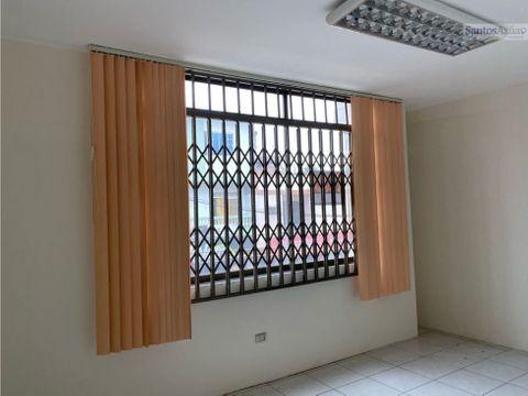 oficina primer piso alto 2 ambientes bano manta