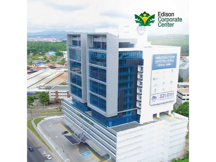 oficina remate edison corporate center