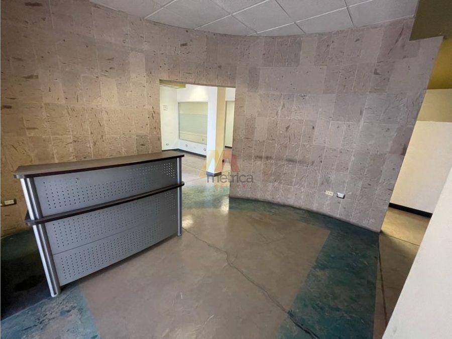 oficinas centenario amuebladas