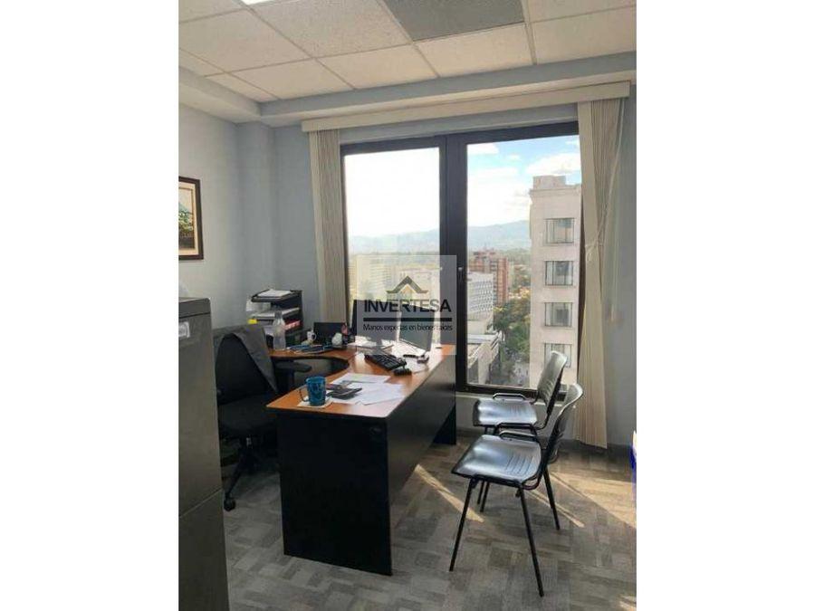 oficinas en hotel intercontinental zona 10